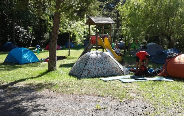 camping emplacement nus Chanteduc drome camping